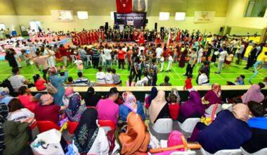 Başkentte İlk Kez Spor ve Eğlence Festivali