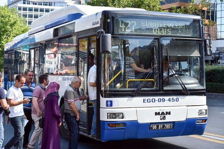 Toplu Taşımaya Zorunlu Zam