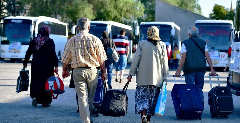 Büyükşehir Tatil Kamplarının Son Misafirleri De Gitti