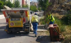 Çöp Taksiden Hızlı Çözüm