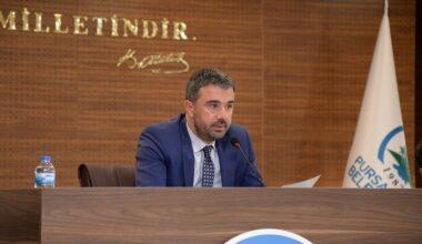 Pursaklar'da Yeni Belediye Binasında İlk Meclis Toplantısı Yapıldı