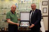 KKTC Dipkarpaz'dan Başkan Yaşar'a Ziyaret