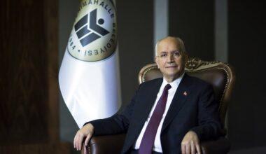"""Başkan Yaşar, """"Bayram ruhunu kaybetmeyelim"""""""