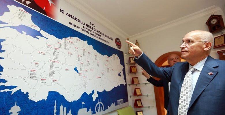 Yaşar: Belediyeler birlikte büyüyor