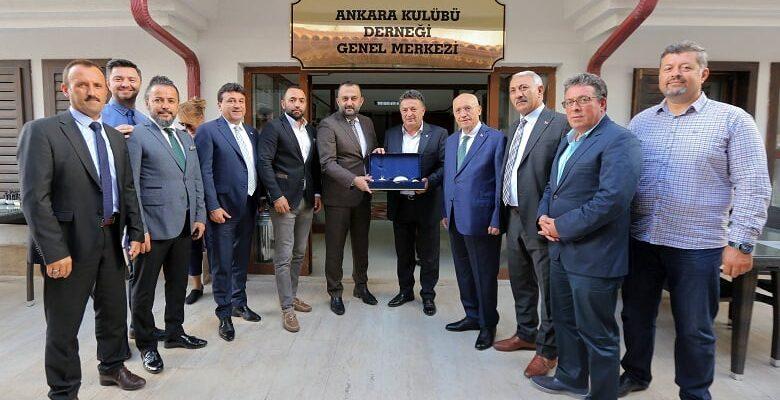 """Başkan Yaşar, """"Ankara'nın partisi yok, Ankara hepimizin"""""""