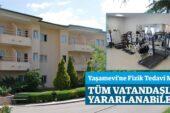 Türkiye'ye Örnek Yaşamevi Akyurt'ta