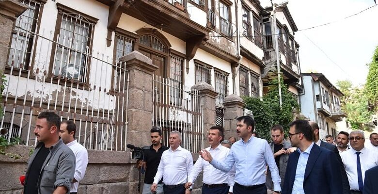 Ankara'nın Kalbinde Dönüşüm Başlıyor