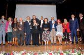 Türkçe Dostları Ödül Töreninde Buluştu