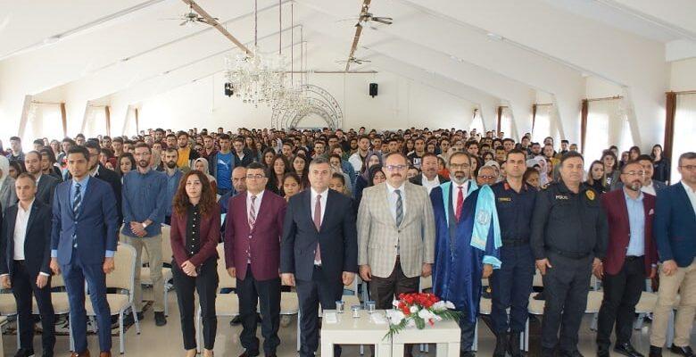 AYBÜ Meslek Yüksekokulu Eğitim Öğretime Törenle Başladı