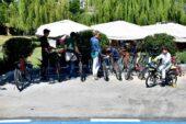 Büyükşehir'den Kiralık Bisiklet Uygulaması