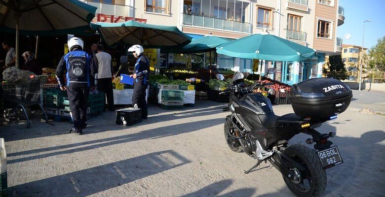 'Motosikletli Zabıta Timi' Pursaklar'da Göreve Başladı