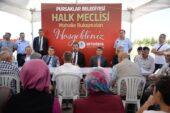 """Ertuğrul Çetin: """"İlçemizi hemşerilerimizle birlikte yöneteceğiz"""""""
