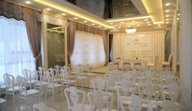 Pursaklar'a Modern Nikah Salonu