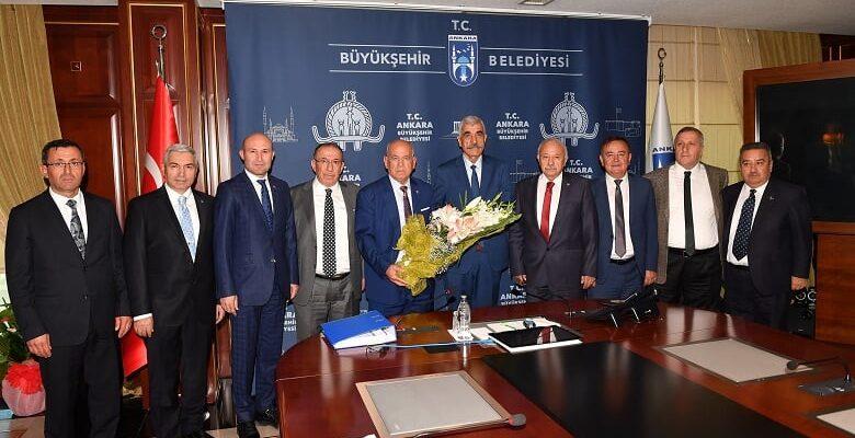 Ankara İçin İş Birliği