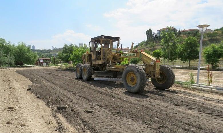 Çankaya'da Yeni Yollar Açılıyor