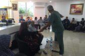 Pursaklar Belediyesi'nden Sağlık Eğitimi