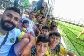 MKE Ankaragücü'nden Akyurt'a Futbol Okulu