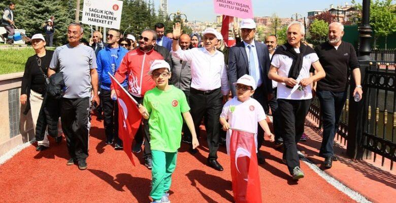 Keçiören'de Avrupa Hareketlilik Haftası