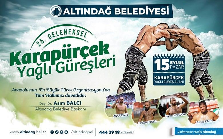 Anadolu'nun Çeyrek Asırlık Er Meydanı