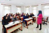 Altındağlı Kadınlar İçin Yeni Eğitim Dönemi Başlıyor