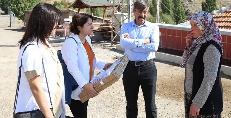 Çankaya'da 13 Köyde Sağlık Taraması