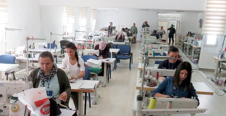 Çankaya'da İstihdama Yönelik Eğitimler Devam Ediyor
