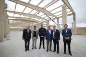 Çubuk'ta Sanayi Yatırımları Başladı