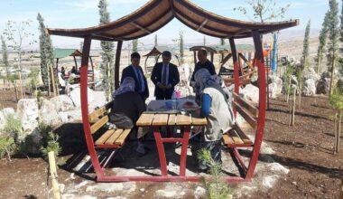 Pursaklar'a Yeni Parklar Kazandırılıyor