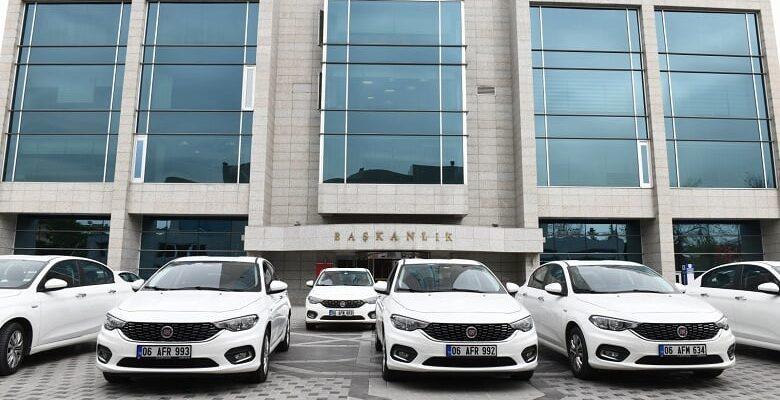 Belediye Araçlarına Hizmet Aracı Görseli