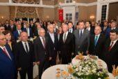 Başkan Yavaş'tan 13 Ekim Resepsiyonu