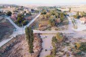 Büyükşehir'den Su Taşkınları İle Mücadele