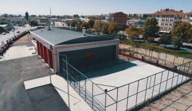 Çubuk İtfaiye Binası Hizmete Açıldı