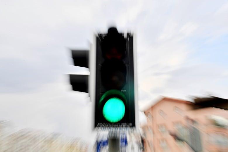 Ankara'da 'Yeşil Işık' Düzenlemesi