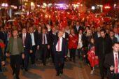 """Başkan Yaşar, """"Dünyaya Atatürk gibi lider bir daha gelmedi"""""""