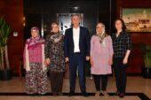 Yavaş'tan Kadın Girişimcilere Destek