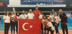 Goalball Kadın Milli Takımı Avrupa Şampiyonu Oldu