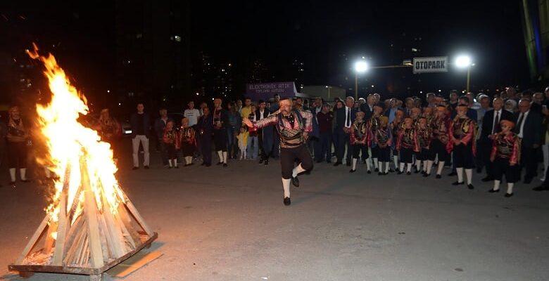 Ankara'nın Başkent Oluşu Yenimahalle'de Kutlandı