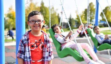 Başkentte Engelli Park Sayısı Artıyor