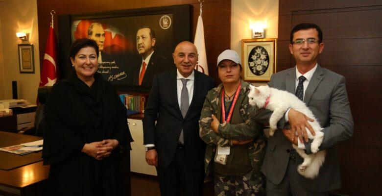 Veterinerlik Hizmetlerinde Türkiye'de İlk