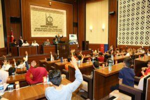 Keçiören'de Çocuk Meclisi Toplandı