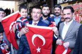 Altındağ'da Bayrak Seferberliği
