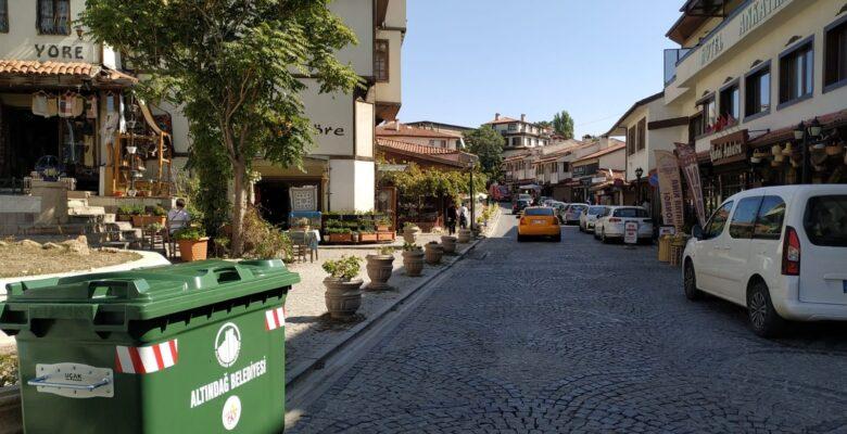 Ankara Kalesi'ne Gözümüz Gibi Bakalım