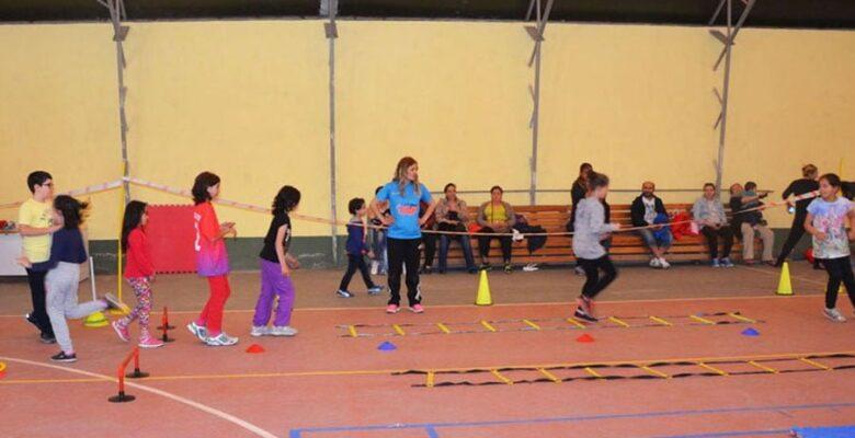 İlk Defa Çocuk Atletizmi Kursu Açılıyor