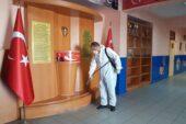 Keçiören'de Okullar İlaçlanıyor
