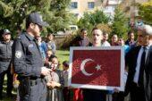 Altındağlı Miniklerden Polislere Duygulandıran Sürpriz