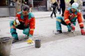 Kızılay'da Yenileme Çalışmaları