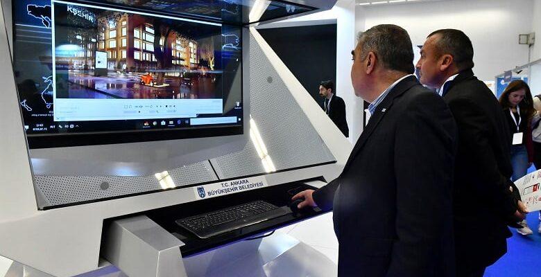 """Başkent'te """"Verimlilik ve Teknoloji Fuarı"""""""