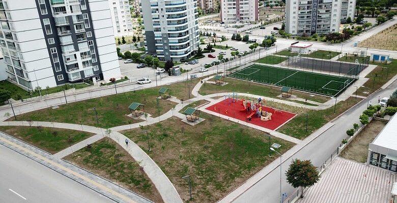 Yenimahalle'ye 9 Yeni Park