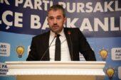 Pursaklar'da İlçe Danışma Toplantısı