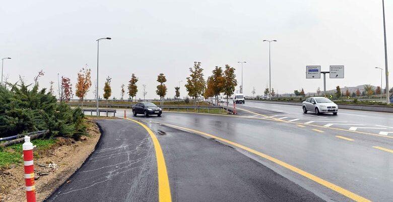 Şerit Sayısı Arttı, Trafik Nefes Aldı